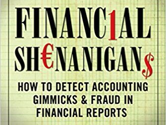 Financial Shenanigans, Accounting Frauds, Manipulations