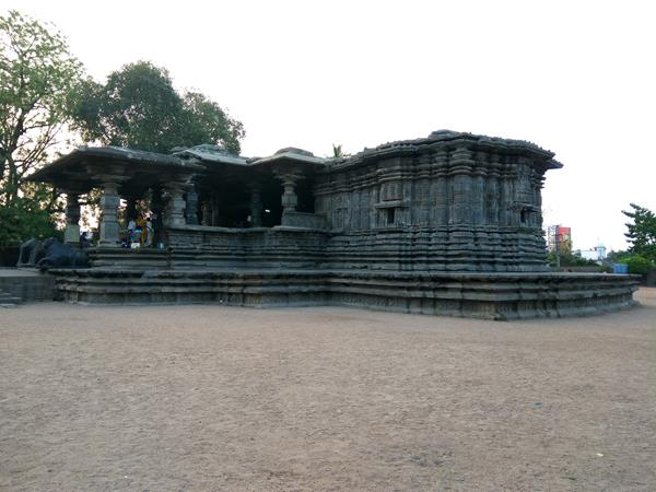 Thousand Pillar Temple Warrangal