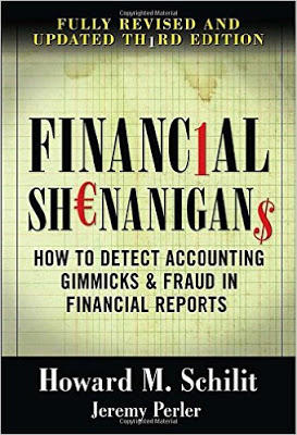 Finanical Shenanigans Full Cover
