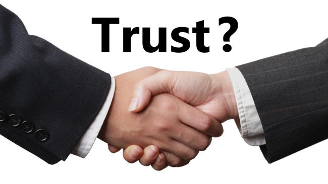 Why We Can Not Always Trust Management Claims