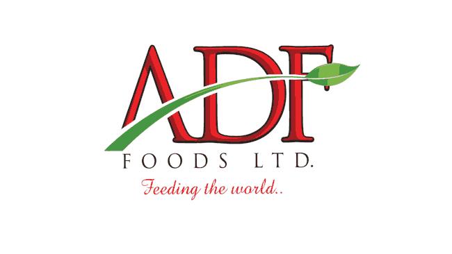 ADF Foods Ltd Logo