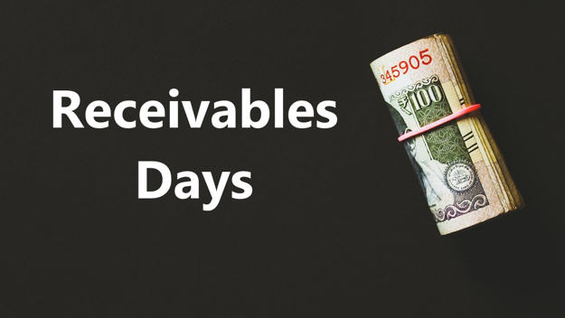 Receivables Days Of Sales Outstanding Dso