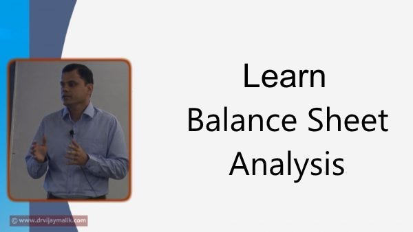 Learn Balance Sheet Analysis Video Peaceful Investing Workshop On Demand