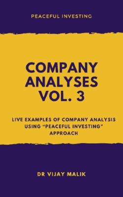 Company Analysis Vol 3 250